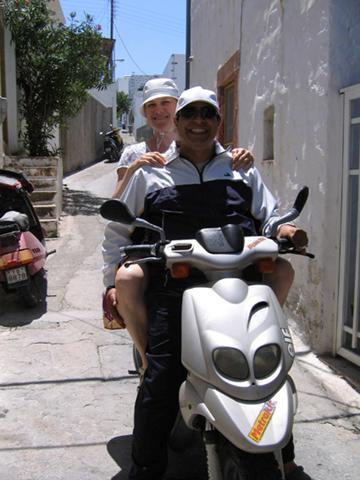путешествие Родос-Кос-Патмос