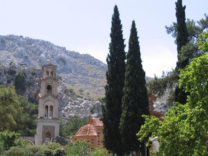 путешествие по Родосу, Греция